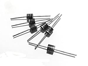 EFF-cientt®20pcs 15amp Diode Axial Schottky Blocking Diodes for Solar Cells Panel,15SQ045 Schottky from EFF-cientt®