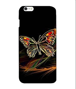 instyler PREMIUM DIGITAL PRINTED 3D BACK COVER FOR APPLE I PHONE 6