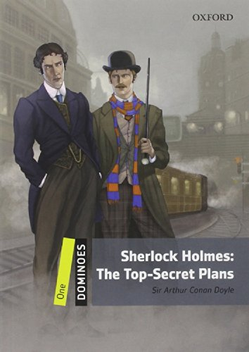 Sherlock Holmes: the top-secret plans. Dominoes. Livello 1. Con espansione online. Con CD-ROM