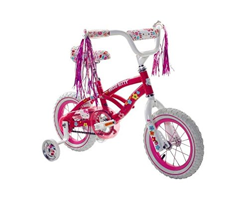 Hello-Kitty-Girls-12-Bike-Small-PinkWhite
