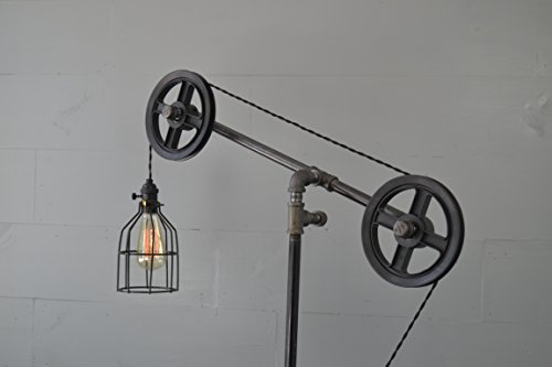 Industrial Floor Lamp 1