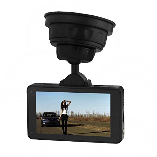 Riorand®1080P High Quality With 4X Zoom & Gps Recoder 3.0 Inch Lcd Car Dvr