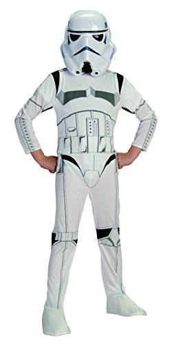 Star Wars Classic Stormtrooper Child Costume, Small (Ages 3 To 4)