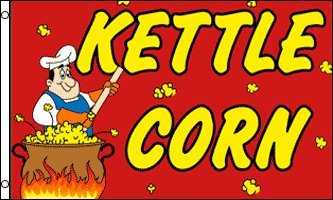 Kettle Corn Flag