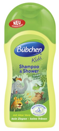 Bübchen Shampoo & Shower Shower Jungle Fever 200 ml, 2er Pack (2 x 200 ml) thumbnail