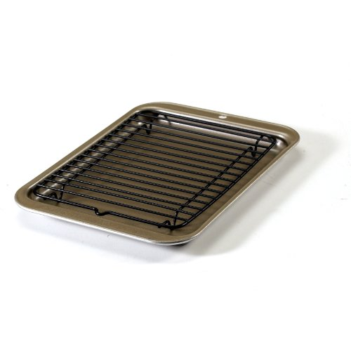 Nordic Ware Toaster Oven 2-Piece Broiler Set front-570169