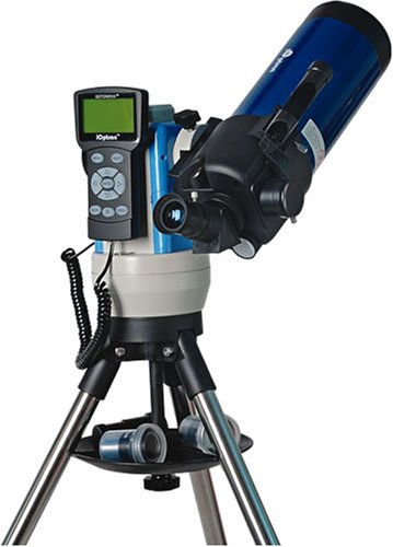 Ioptron Smartstar-E-Mc90 8504B Computerized Telescope (Astro Blue)