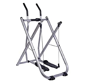 Soozier Folding Exercise Fitness Glider Machine Elliptical