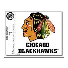 Wrigleyville Sports Chicago Blackhawks Static Cling Sticker
