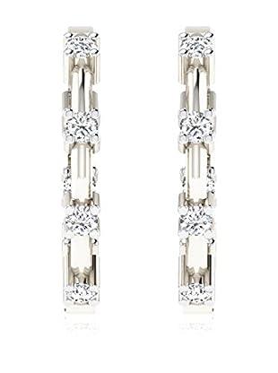 Friendly Diamonds Pendientes FDT12244W Oro Blanco
