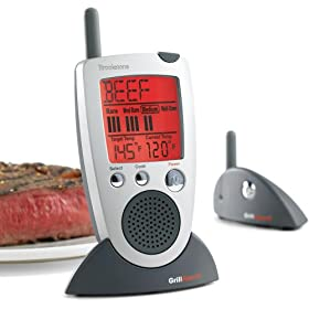Grill Alert Talking Remote Thermometer