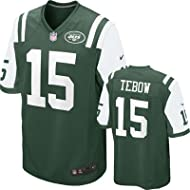 Tim Tebow New York Jets Green NFL Youth NIKE Jersey