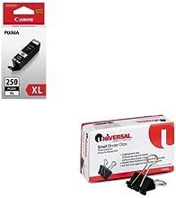 KITCNM6432B001UNV10200 - Value Kit - Canon 6432B001 Ink PGI-250XL CNM6432B001 and Universal Small Bi