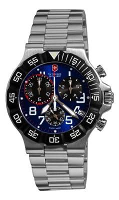 Victorinox Swiss Army Men's 241407 Summit Blue Dial Watch