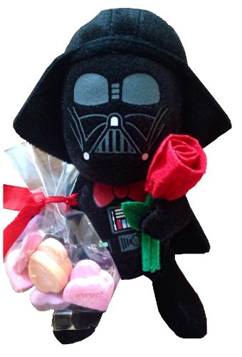 Stormtrooper Plushie With GiftsCheck Price Darth Vader Plushie With  RoseCheck Price Star Wars ...