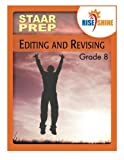 img - for Rise & Shine STAAR Prep Grade 8 Editing and Revising book / textbook / text book