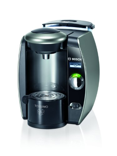 Tassimo by Bosch TAS6515UC Single Serve Coffee