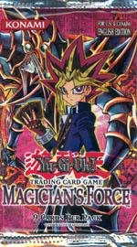 YuGiOh Magician's Force 24 Count Booster Pack Box Lot [Toy] [Toy]