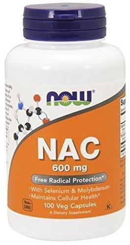 Now Foods N-Acetyl-Cystein NAC 100 Kapseln