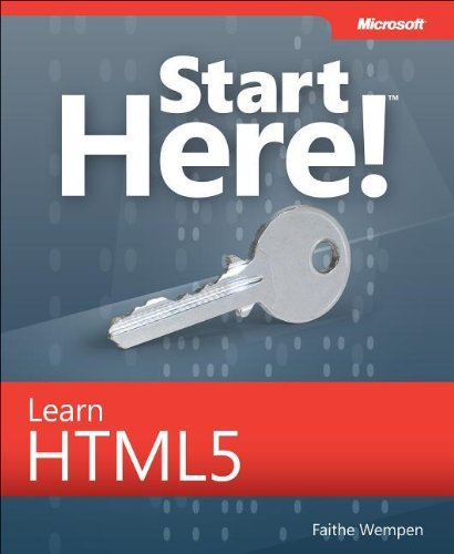 Start Learn HTML5 Faithe Wempen