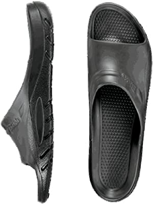Birkis sandals Pacific in size 35.0 M EU made of Alpro-Cell in Black with a medium insole