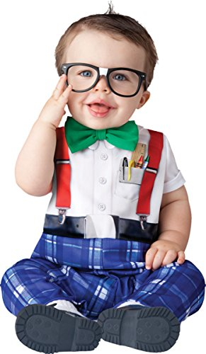 Lil Characters Jumpsuit With White Shirt Look Nursery Nerd Costumes