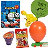 PRE FILLED Thomas the Tank Engine PREMIUM Party Bag (Boys Toys)