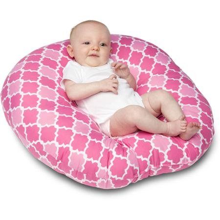 Boppy Newborn Lounger-French Rose Patterns