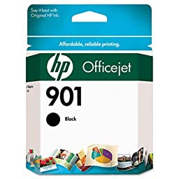 Cc653An Ink 200 Page-Yield Black - Cc653An (Hp 901) Ink, 200 Page-Yield, Black