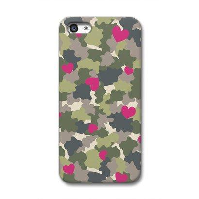 CollaBorn iPhone5専用スマートフォンケース Love Camouflage 【iPhone5対応】 OS-I5-154