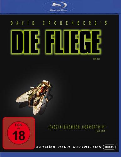 Die Fliege [Blu-ray]