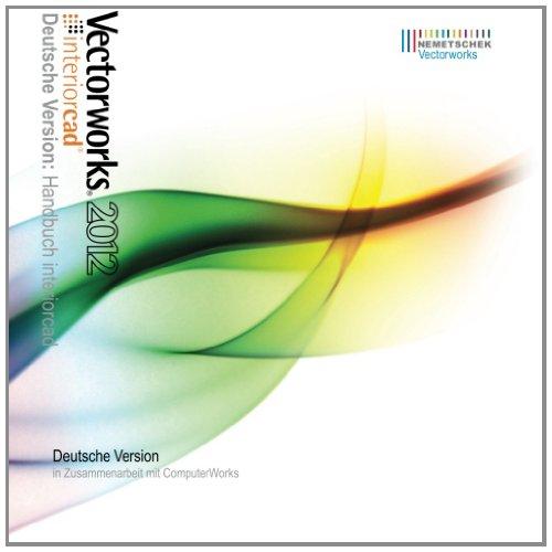 Vectorworks interiorcad 2012 Handbuch, Buch