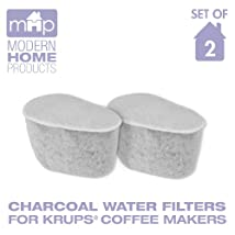 Krups Charcoal Filters Set of 2