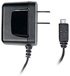 Motorola Micro USB Travel Charger - Original OEM SPN5334 SPN5356 SPN5374 SPN5358A
