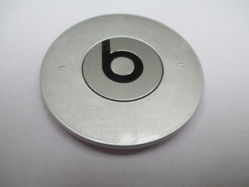 Goodies® Replacement Part Battery Cover For Monster Beats Dre Headphone Studio Silver Color
