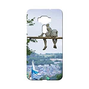 BLUEDIO Designer Printed Back case cover for Asus Zenfone 3 (ZE520KL) 5.2 Inch - G6112