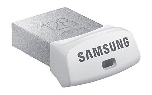 Samsung USBメモリ 128GB USB3.0 超小型タイプ MUF-128BB/EC