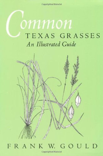 Common Texas Grasses: An Illustrated Guide (W. L. Moody Jr. Natural History Series)