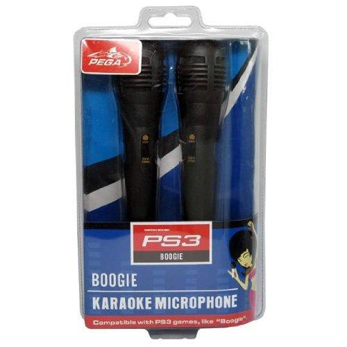 Playstation 3 Compatible Karaoke Microphones