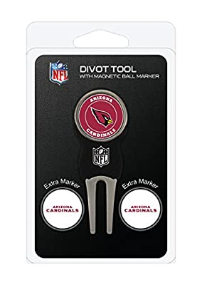 NFL Divot Tool Pack With 3 Golf Ball Markers