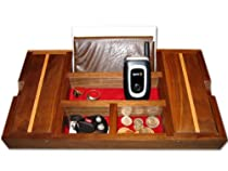Wood Dresser Valets for Men