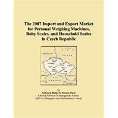 The 2007 Import and Export Market for Personal Weighing Machines, Baby Scales, and Household Scales in Czech Republic available at Amazon for Rs.6297
