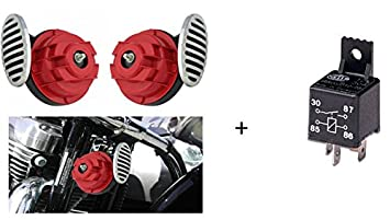 speedwav combo of typer car bike horn set of 2 hella relay speedwav combo of typer car bike horn set of 2 hella relay
