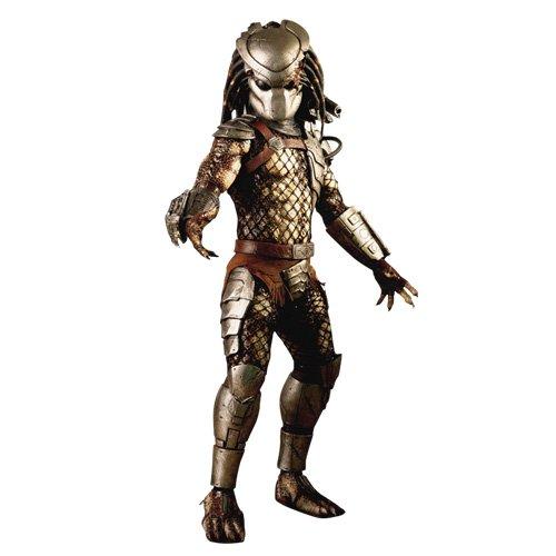 Hot Toys Predator Movie Masterpiece 1/6 Scale Collectible Figure Classic Predator