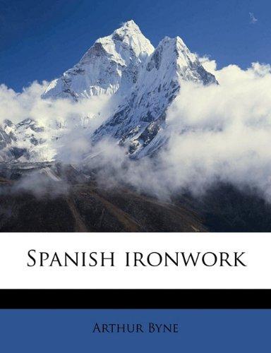 Spanish ironwork