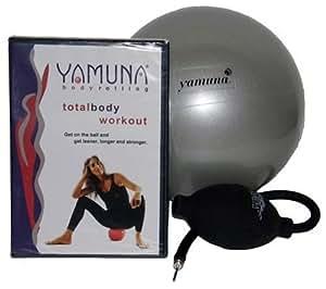 Yamuna Body Rolling Silver Ball Kit