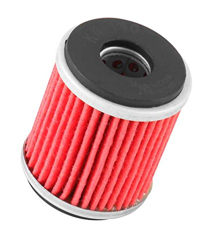 K&N KN-140 Yamaha High Performance Oil Filter primary