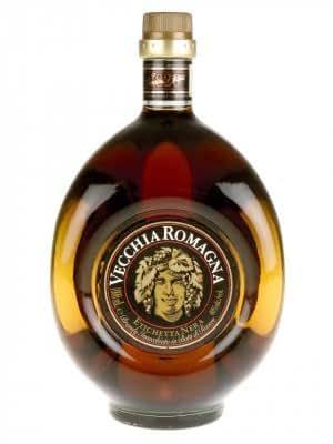 Vecchia Romagna Brandy Etichetta Nera 750ML