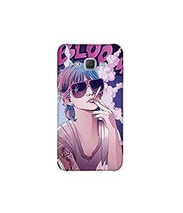 KolorEdge Printed Back Cover For Samsung Galaxy J2 Multicolor - (8414-Ke11079SamJ2Sub)