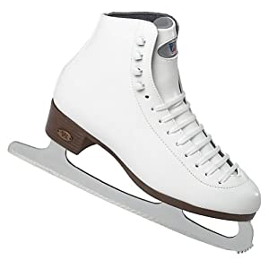 Riedell 115 RS Ladies Figure Ice Skates by Riedell